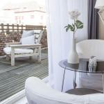 Deluxe Outside Room voor 2 personen - Hotel Gevers Scheveningen